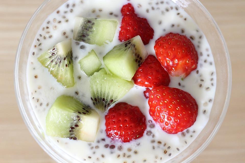 joghurt chia samen